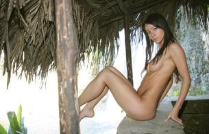 melisa mendiny, brunette, sexy girl, hot, nude, naked