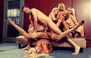courtney taylor, nikki benz, nina elle, summer brielle, office, 4, play, blondes, big fake tits, big, fake, tits, funbags, ass, pussy, knockers, cumshot, sperm spilled, babes, boobs, huge boobs, keiran lee, office 4 play, dick, dick adorer, lovers dick, h