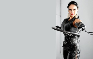 mistress ezada sinn, exotic, brunette, milf, sexy babe, long hair, mistress, ezada, sexy dressed, leather, lingerie, catsuit, gloves, corset, whip, tight clothes, minimalist wall, own cut, skinny, delicious, sexy, heavy leather, lingerie series