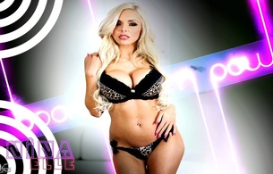 nina elle, milf, blonde, delicious, perfect body, hazel eyes, sexy bitch, xartistx design, cum-spilled