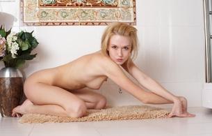 tanita, blonde, nude, cutie, fantasy, cute girl, legs, tits, boobs, nipples, polya a