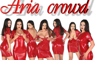 aria giovanni, penthouse, penthouse pet, brunette, latex, boobs, fetish, compilation
