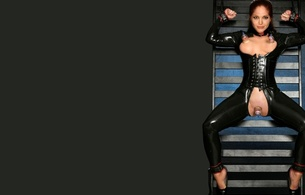 angelina jolie, american, exotic, celebrity, actress, glamour, hollywood, brunette, nude, fake, black, latex, lingerie, fullsuit, corset, tied, bound, submissive, bdsm, celebrity fake, own cut, re-cut, unknown faker, angelina, underbust corset