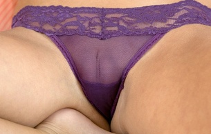 destiny moody, model, panties, mesh, purple, shaved pussy, hamburger pussy, skinny, delicious, sexy, perfect girl, perfect pussy, hot ass, plump pussy, hamburger pussy