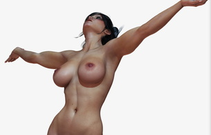 3d vector girl, fantasy, anime, erotic, beauty, hot, nude, naked, cutie, skinny, delicious, sexy, perfect girl