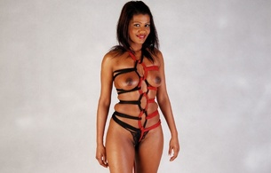 young, brunette, exotic, alternative, amateur, ebony, sexy babe, long hair, posing, smile, tied, bound, rope, nice tits, nipples, submissive, girl, red lips, fetish babe, widescreen cut, skinny, delicious, sexy, perfect girl, bondage, bdsm