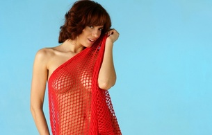 leka c, lera o, redhead, nude, funbags, hooters, breasts, sideboob, boobs, boobies, big tits, natural tits, nipples, all natural, fishnet, see through, beautiful, gorgeous, hi-q
