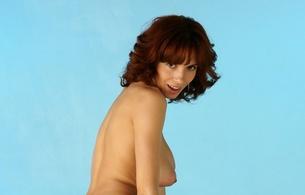 leka c, lera o, redhead, nude, funbags, hooters, breasts, sideboob, boobs, boobies, big tits, natural tits, big nipples, all natural, beautiful, gorgeous, hi-q