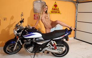 paola, blonde, suzuki, motorcycle, naked, big tits, nipples, shaved pussy, ass, spread legs, neilla, neila, neilla feline, pamela, paola b, paula, perla, petra, petra k