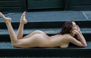evita lima, brunette, sexy girl, adult model, russian, nude, naked, evelina, sexy legs, butt, cheeks, mateno, ukrainian, ass, boobs, tits, hi-q, sexy, ass wallpaper
