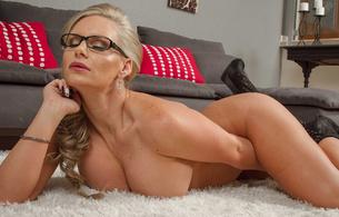 phoenix, phoenix marie, blonde, glasses, pornstar, model, posing, legs, ass, butt