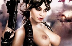 vanesa hudgens, topless, hooters, huge tits, boobs, nipples, gun, hot, brunette, babe, sexy, knockers, vanesa, fake, celebrity fake, vanessa hudgens