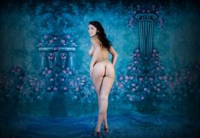 evita lima, evelina, brunette, ukrainian, ass, boobs, round, widescreen, limasa, tits, sexy, ass wallpaper