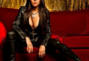 carla harvey, butcher babies, female vocal, perfect lady, long hair, bad quality