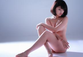 girl, asian, nude, naked, cute