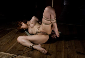 karin ninomiya, kinbaku model, tied, submissive, bondage, anal, bdsm, asian, pussy, ass, anus, submissive girl, bound, rope, fetish babe, hot, ass wallpaper