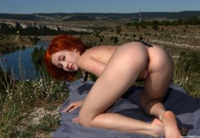 agatha d, redhead, pussy, night a, ass, doggy, hi-q, whore, hot, ass wallpaper