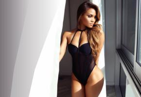 daphne joy, brunette, actress, widescreen cut, filipino, puerto rican, sexy, erotic, lingerie series
