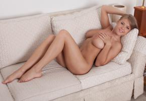 viola bailey, viola o, viola paige, vanea h, viola, sexy girl, adult model, latvian, smile, big tits, tits, boobs, sexy legs, sofa, nude