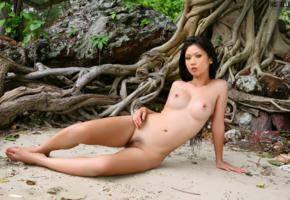 lin si yee, beauty, amature, natural, trimmed pussy, pussy, boobs, tits, asian