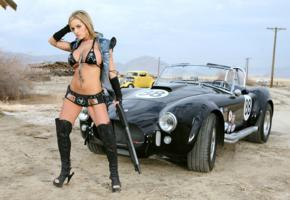 jennifer perez, 427 cobra, ford, non nude, big tits, leather, boots, shotgun, penny mathis, jenny, jenny p, penny mathias, high heels, actiongirls