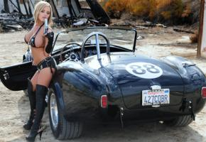 jennifer perez, blonde, non nude, 427 cobra, ford, big tits, leather, boots, gun, penny mathis, jenny, jenny p, penny mathias, high heels, actiongirls