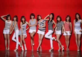 asian, group, legs, sexy, rainbow, south korean band, nine, sexy legs, korean, 9 babes
