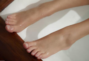 anastasia c, aocha, monicca benz, anastasija, bathroom, bathtub, elisabeth, gina g, karina a, monica, monika, monika benz, monika e, monika-benz, saska, stacey, stasha, stasia, fetish, foot, beautiful toes, graceful feet, wet