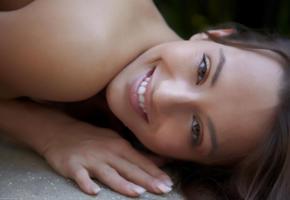 dominika c, dominica a, dominica c, dominika, beautiful, smile, wonderful, face, hi-q