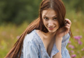 famegirl, isabella, brunette, beautiful, outdoor