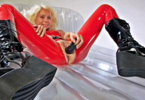 dulsineya, katja, russian, adult model, pornactress, fetish model, 66latex, sexy, tight clothes, latex, catsuit, open crotch, pvc, knee boots, bitch, smile, toying herself, lovetoy, insertion, fetish babe, photoshopped, shiny clothes, plateau boots, babes in boots, masturbating, fetish, pussy