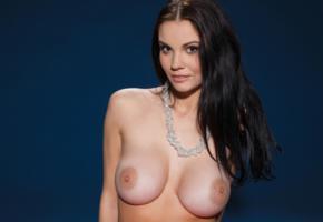 eliana, samantha, stacie a, ursula, brunette, ukrainian, tits, boobs, widescreen cut, hi-q, minimalist wall, long hairs, jennifer m, big tits
