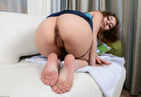 rebel lynn, isla, ass, pornstar, pussy, labia, feet, hamburger pussy, bottom of feet, looking back
