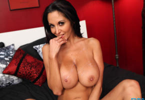 ava addams, big boobs, hot, boobs, fake tits, big tits, tits, brunette, cum, cum on tits
