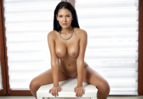 kendra, brunette, boobs, big boobs, naked, nude, hot, sexy, playmate, indoor, big tits, tits, shaved pussy, perfect girl, perfect body, perfect tits, photodromm, cathy, eurotica, hi-q, super boobs