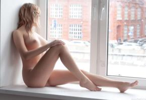 nude, kendra p, kendra, rusian, sexy legs, window, boobs, tits, kendra roll