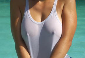 wet t-shirt, nipples, close-up, wet, breath-takers, sofia, britannia