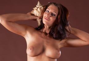 simone b, nadia, kiska, gretta, ella, simona nikolay, breasts, boobs, natural tits, big nipples, smile, seashell, all natural