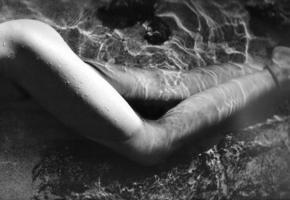 miranda kerr, model, water, legs, wet