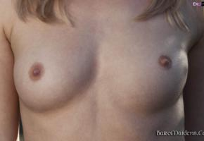 gadriella, baremaidens, closeup, tits, small tits, nipples