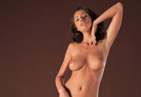 simone b, nadia, gretta, kiska, ella, simona nikolay, brunette, nude, posing, breasts, boobs, big tits, natural tits, simone