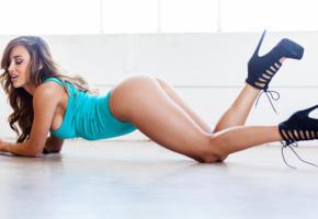 babe cheri, heels, legs, ass, tanned, sexy legs, ana cheri