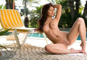 yarina, yarina a, yarina p, marketa, nikita y, noemi moon, nude, naked, beautiful female legs, spreading legs, pussy, cunt, labia, sexy body, pool, water, bust, tits, boobs, nipples, landing strip