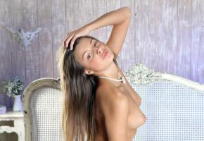 maria ryabushkina, maria, tara, melena, maria rya, auburn, naked, tits, nipples, bed, hi-q