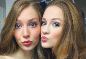 faces, girlfriends, lesbians, lips, kiss, teens, duck face, duckface, low quality
