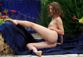 clarice, sexy girl, adult model, panties, topless, tiny tits, clarice a, elvira u, sonia s