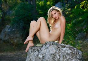 amaly, blonde, sexy girl, adult model, outdoors, tits, legs, amili v, daniella, milena j