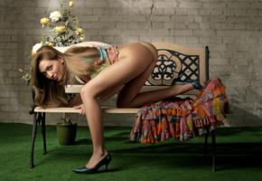lilya, sexy girl, adult model, beautiful female legs, shoes, genja, ass, legs, sexy