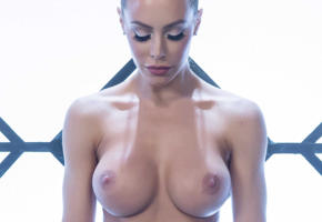 light, soft, erotic, nicole aniston, pornstar, big boobs, perfect body, nude, fake boobs, milf, closed eyes, hot