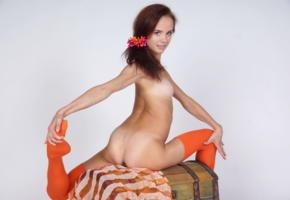 matilda, matilda bae, model, metart, stockings, gymnast, flexible, ass, skinny, tip toes, brunette
